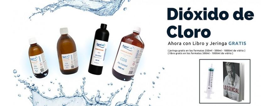Dióxido de Cloro de alta calidad